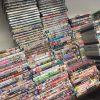 アダルトDVD400本・洋楽ロックCD500枚・フランス書院350冊の買取 買取金額15万円オーバー